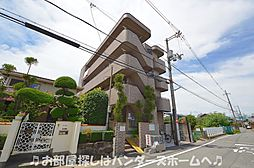 大阪府枚方市天之川町の賃貸マンションの外観