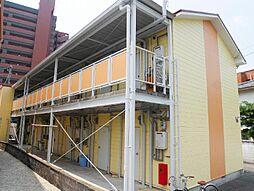 佐賀県佐賀市堀川町の賃貸アパートの外観