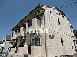サングローリーI[1階]の外観