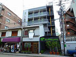 C4 Koshien east[5階]の外観