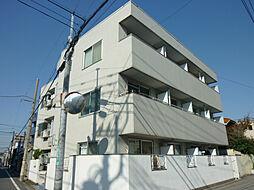 メゾン・ド・飯塚[1階]の外観