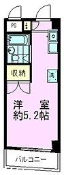 ホウシンハイムIII[302号室]の間取り