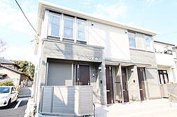 埼玉県所沢市宮本町1丁目の賃貸アパートの外観