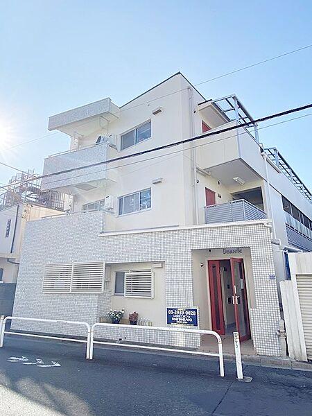 ドーヴィルマンション 2階の賃貸【東京都 / 板橋区】