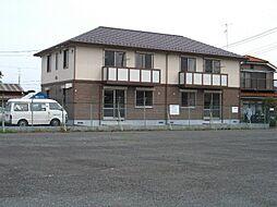 神奈川県平塚市大神の賃貸アパートの外観