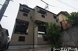 福岡県福岡市南区多賀1丁目の賃貸アパートの外観