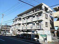 埼玉県東松山市元宿1丁目の賃貸マンションの外観