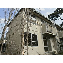 静岡県沼津市下香貫の賃貸アパートの外観