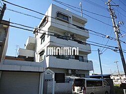 マウンテンマンション植田山[3階]の外観