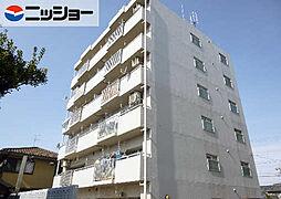 ユーハウス第2小幡 5B[5階]の外観