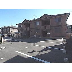 奈良県奈良市四条大路5丁目の賃貸アパートの外観