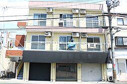 大阪府東大阪市東鴻池町5丁目の賃貸マンションの外観