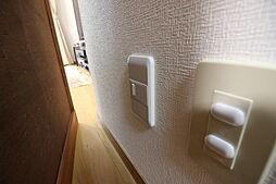 暖房器具を使用する際に便利なガス栓つき家電付(ガスファンヒーター)