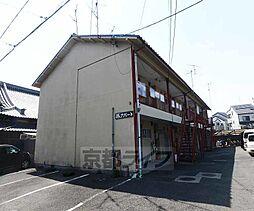 京都府京都市西京区桂芝ノ下町の賃貸アパートの外観