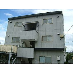 静岡県静岡市葵区西千代田町の賃貸マンションの外観