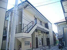 APPARUTAMENTO DUE箱崎[2階]の外観