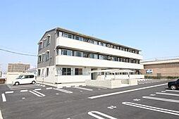 岡山電気軌道清輝橋線 清輝橋駅 徒歩34分の賃貸アパート