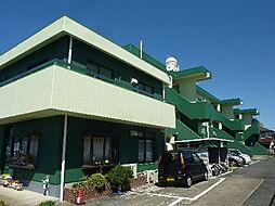 緑ヶ丘ハイツ[203号室]の外観