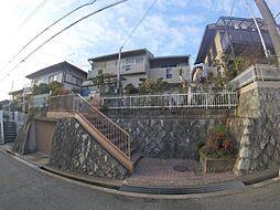 [一戸建] 大阪府池田市伏尾台3丁目 の賃貸【/】の外観
