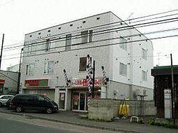 ひばりヶ丘パールハイム[1階]の外観