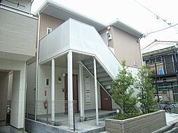 フローラ平間[1階]の外観