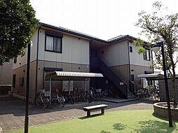 神奈川県高座郡寒川町一之宮9丁目の賃貸アパートの外観