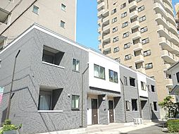 愛知県名古屋市中川区尾頭橋3の賃貸アパートの外観