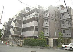 奈良県奈良市学園朝日町の賃貸マンションの外観
