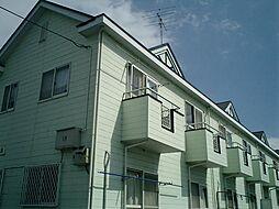 埼玉県さいたま市桜区道場2丁目の賃貸アパートの外観