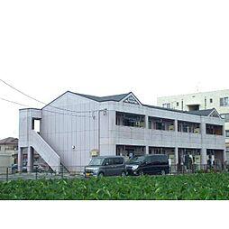 静岡県焼津市利右衛門の賃貸マンションの外観