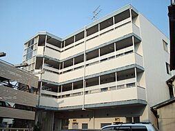 ドミール21EAST[4階]の外観