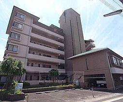 京都府京都市右京区梅津中村町の賃貸マンションの外観