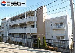 柏井第2コミュニティ住宅[1階]の外観