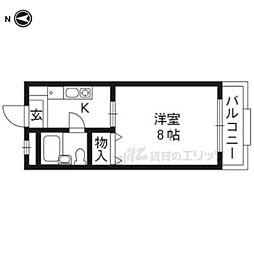 北大路駅 3.5万円