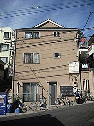 神奈川県川崎市多摩区生田7の賃貸アパートの外観
