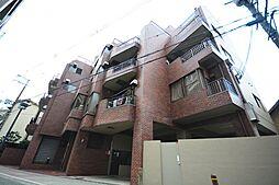 大阪府大阪市阿倍野区美章園2丁目の賃貸マンションの外観