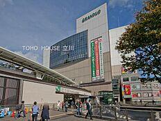 中央本線「立川」駅 距離1360m