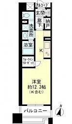 BELISTA常盤台[4階]の間取り