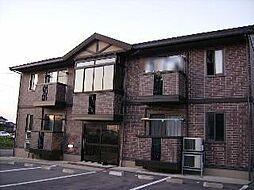 ヴィヴレ横川 B[2階]の外観