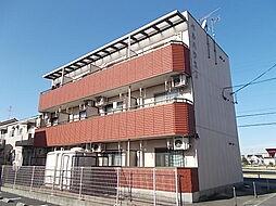 ベルハウス2[1階]の外観
