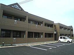 京都府京都市伏見区横大路菅本の賃貸アパートの外観