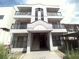 大阪府高槻市名神町の賃貸マンションの外観