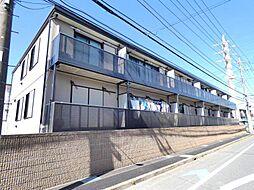 千葉県船橋市東船橋3丁目の賃貸アパートの外観