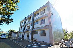 福岡県北九州市戸畑区福柳木1の賃貸マンションの外観