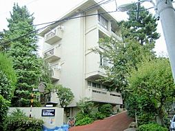 東京都大田区山王4丁目の賃貸マンションの外観