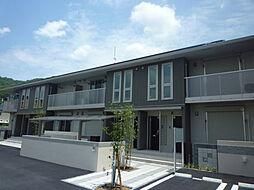 兵庫県姫路市御立中7丁目の賃貸アパートの外観