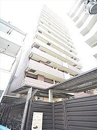 レジュールアッシュ梅田イースト[3階]の外観