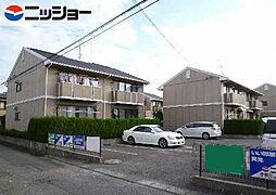 タウンKOSE 1棟[2階]の外観