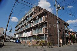 大橋マンション二番館[4階]の外観