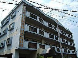 福岡県北九州市小倉北区赤坂3丁目の賃貸マンションの外観